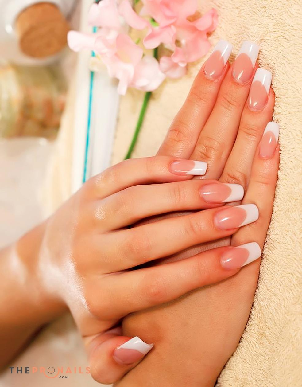 The silk wrap nail procedure is an excellent choice for individuals whose nails are naturally weak, cracked, brittle or otherwise damaged.
